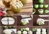 گالری زیبایی از تزیین غذا با خمیر