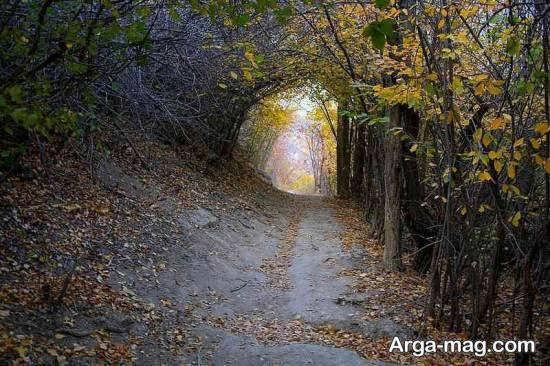 آشنایی با روستای هرانده یکی از روستاهای پر جاذبه