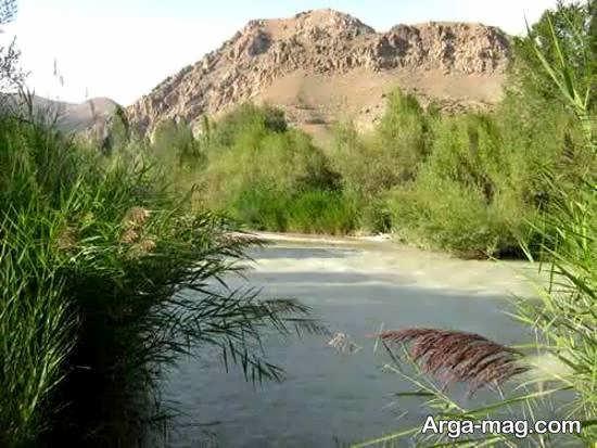 روستای هرانده یکی از روستاهای پرجاذبه و زیبای اطراف تهران