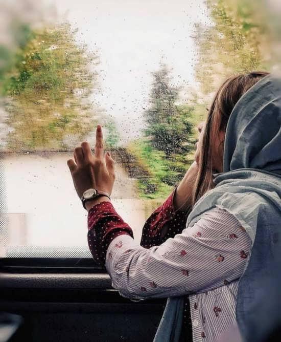 گچین جدید عکس دختر برای پروفایل