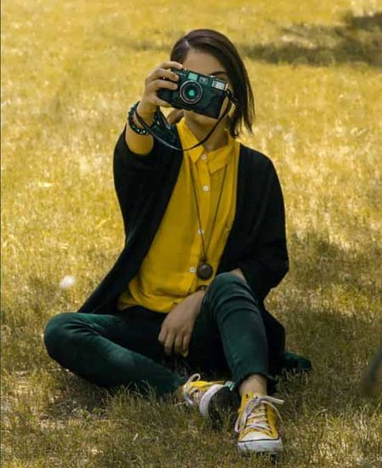 گالری متنوع و زیبا عکس دختر برای پروفایل