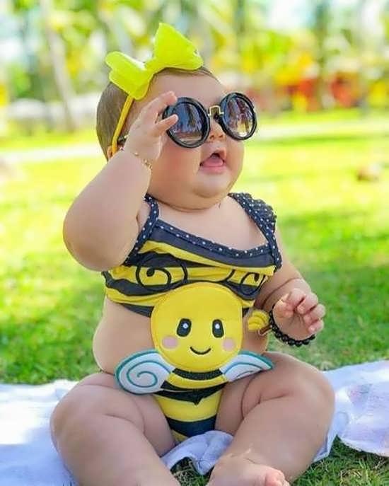 عکس دختر بچه برای پروفایل