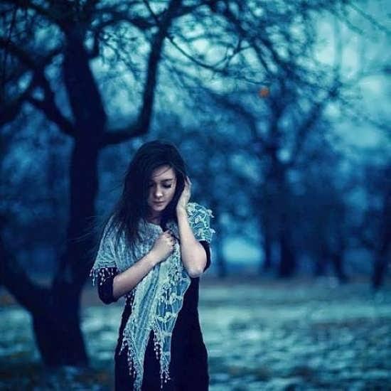 تصویر زیبا و جذاب دختر برای پروفایل
