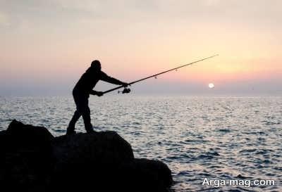 تاویل برای خواب ماهیگیری