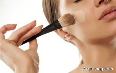 نگهداری کردن از آرایش در هوای گرم