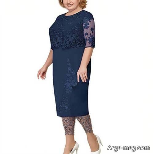 مدل لباس مجلسی مخصوص مادر بزرگ ها