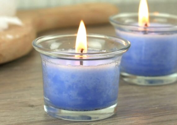 آشنایی با تاریخچه ساخت شمع