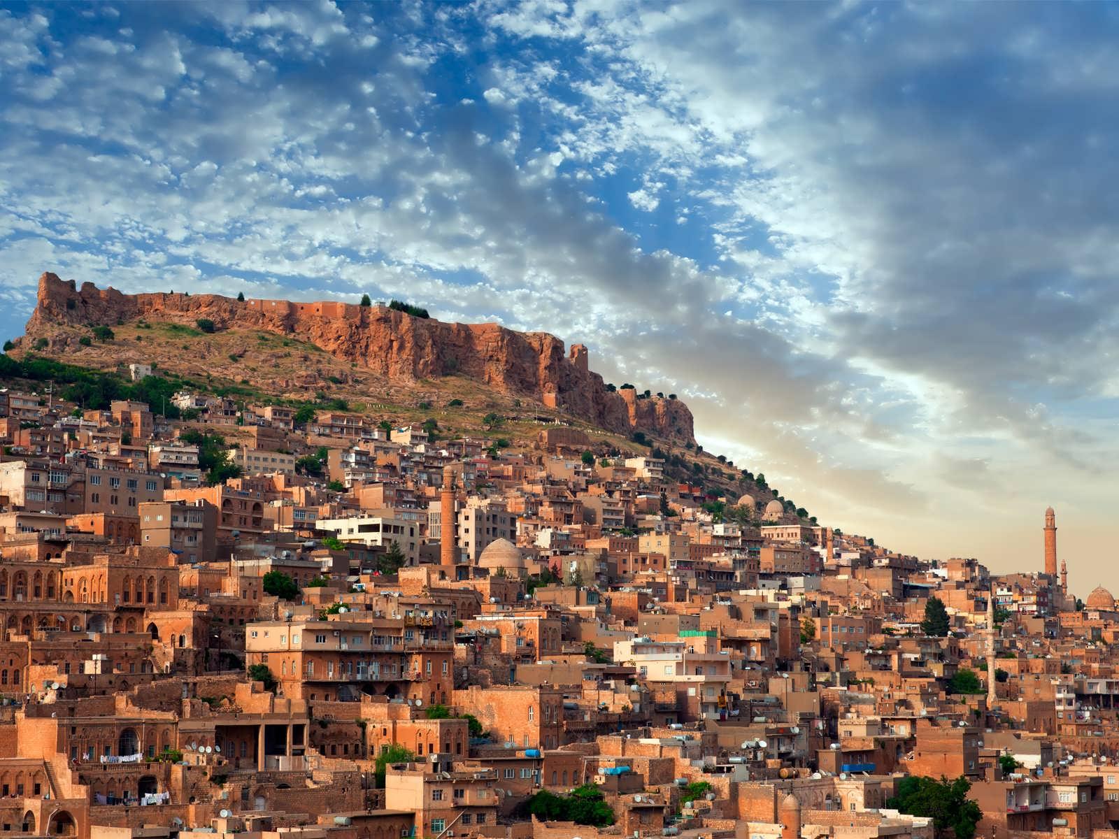 آشنایی با دیدنی های ماردین واقع در کشور آسیایی ترکیه