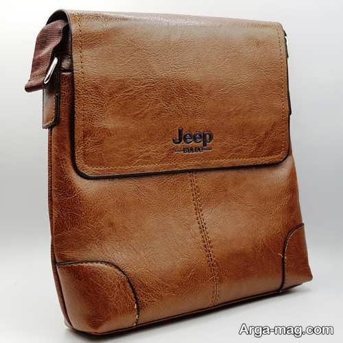 کیف چرم مردانه زیبا و خاص
