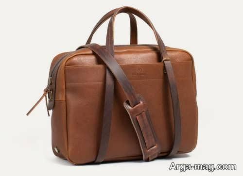 کیف چرم شیک