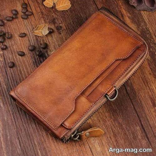 مدل کیف چرم مردانه زیبا