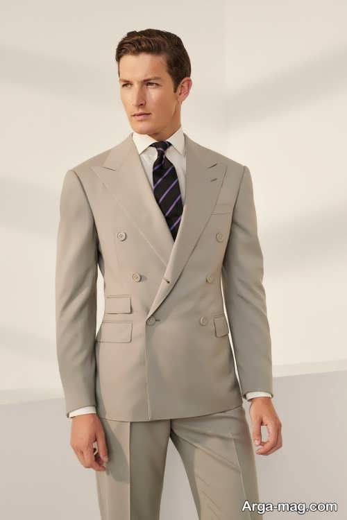 کت شلوار زیبا مردانه