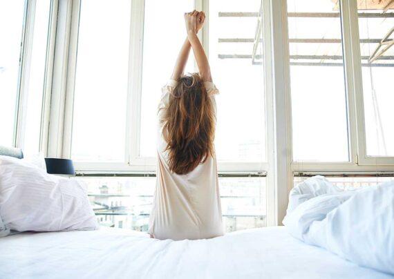 خشکی صبحگاهی در بدن