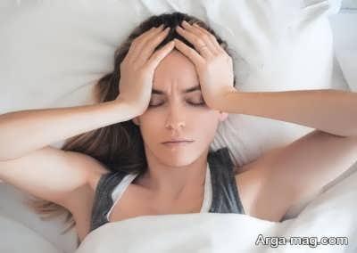 سر درد صبحگاهی و علت بروز آن