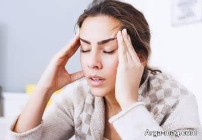 سر درد در صبح و درمان آن