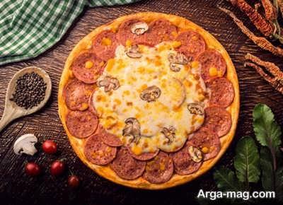 پیشنهاد آشپزی با منوی فست فودی