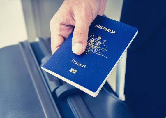 بررسی رنگ پاسپورت کشورها