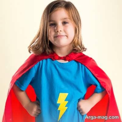 چگونگی داشتن کودکی شجاع