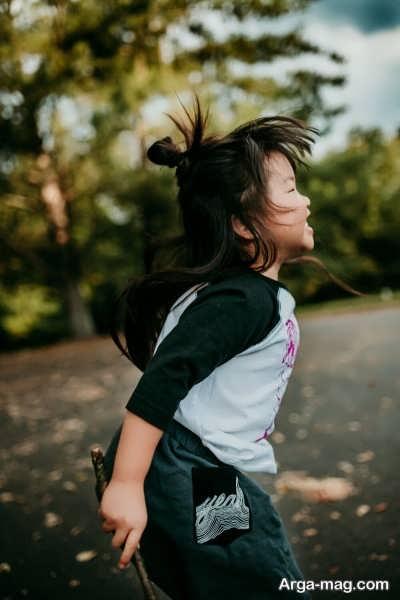 روش های تربیت کودک شجاع