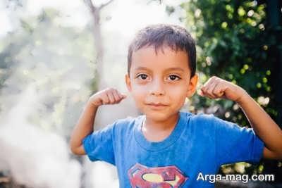 تربیت کودک شجاع و اصول آن