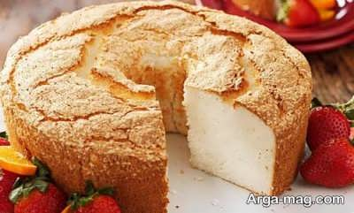 عوامل موثر در ترک خوردن کیک
