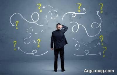 علل مختلف برای تصمیم گیری غلط