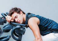 رفع خستگی در ورزش کردن
