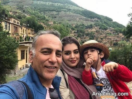 زندگینامه ساناز بیان و همسرش