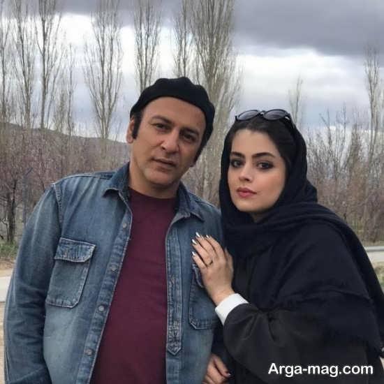 بیوگرافی ساناز بیان + همسرش