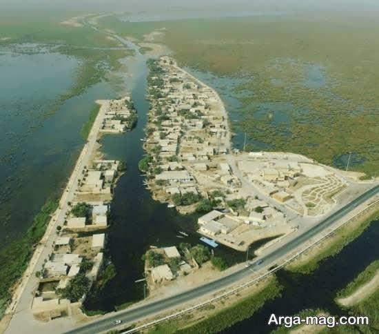 آشنایی با روستای صراخیه واقع در استان خوزستان