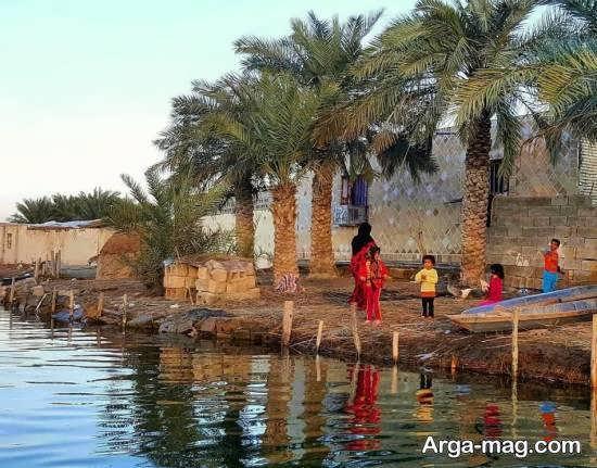 معرفی روستای صراخیه واقع در آبادی صراخیه
