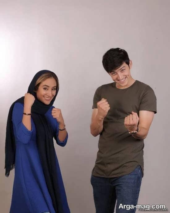 بیوگرافی سردار آزمون و همسرش