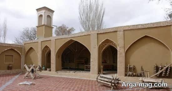 آشنایی با مکان های دیدنی شهر نراق واقع در استان مرکزی
