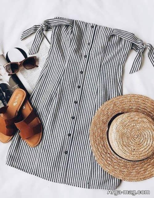 لباس شیک تابستانی