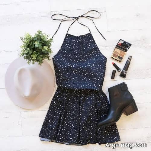 مدل لباس دخترانه تابستانی