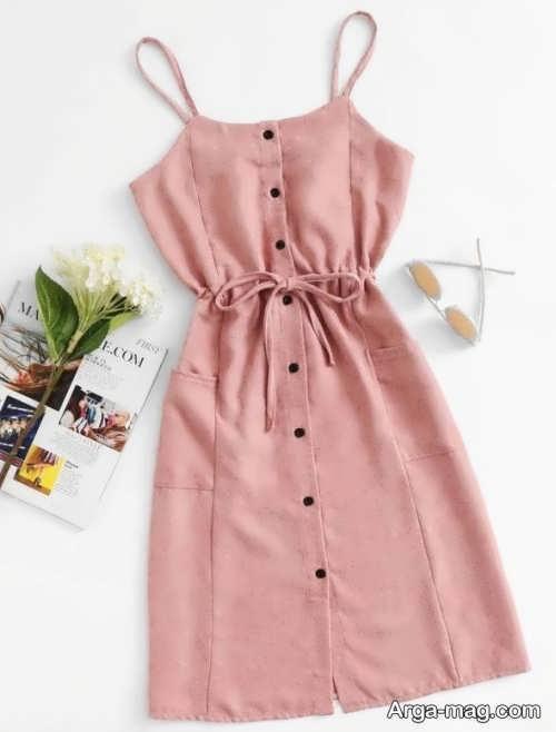 مدل لباس ساده تابستانه