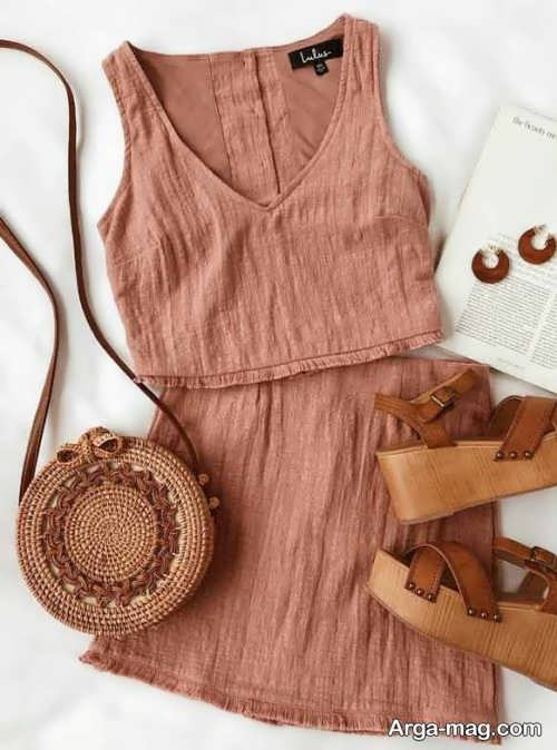 لباس دخترانه تابستانه