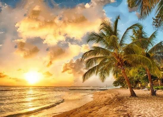 تصویر پروفایل باحال و جذاب از طلوع خورشید