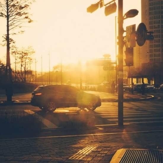 عکس پروفایل جذاب از طلوع خورشید