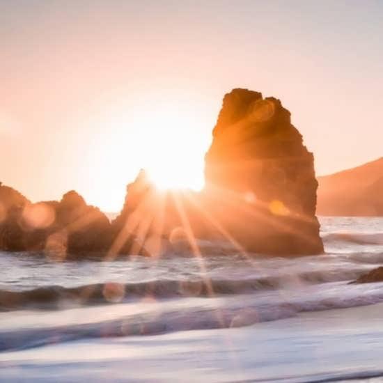 عکس پروفایل طلوع خورشید جدید و زیبا