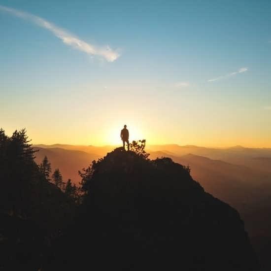 عکس پروفایل طلوع خورشید بسیار جذاب