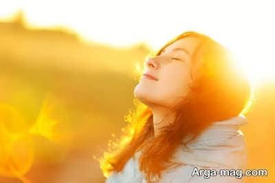 نگاهی به فواید نور خورشید برای انسان ها