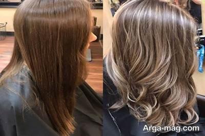 تفاوت هایلایت و لولایت مو چیست ؟