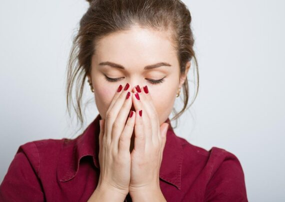 آشنایی با دلیل کاهش حس بویایی