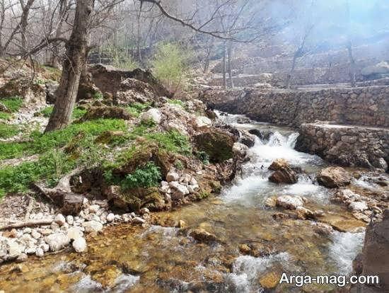 بازدید از مکانهای دیدنی و خارق العاده شهرستان جوانرود