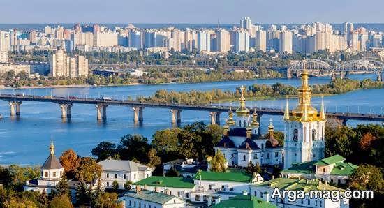 آنچه باید در مورد سفر به کیف کشور اوکراین بدانید