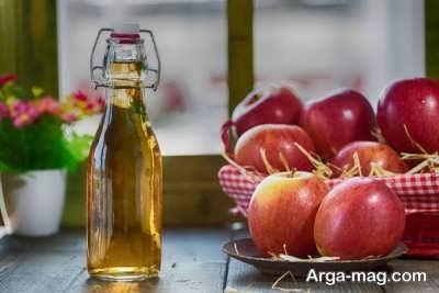 تاثیر سرکه سیب در بدن برای درمان سنگ کلیه