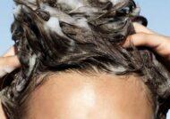 نحوه شستن مو