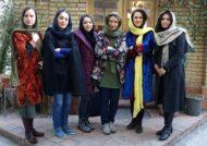 عکس های شیرین اسماعیلی در مراسم تجلیل از عوامل هم گناه