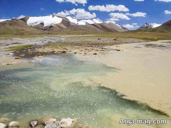 زیبایی های قرقیزستان